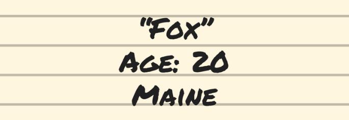 Fox age 20